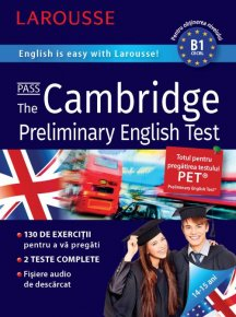 Cambridge Preliminary English Test - Carti.Crestinortodox.ro